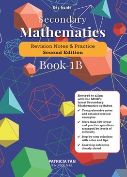 Challenge Yourself Sec One Mathematics Book B