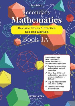 Challenge Yourself Sec One Mathematics Book A