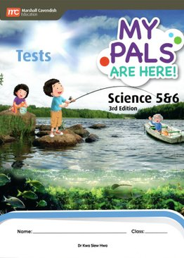 My Pals are Here! Science Tests P5 & P6 (3E)