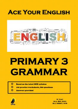 PRIMARY THREE ACE YOUR ENGLISH GRAMMAR