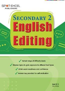 English Editing Sec 2