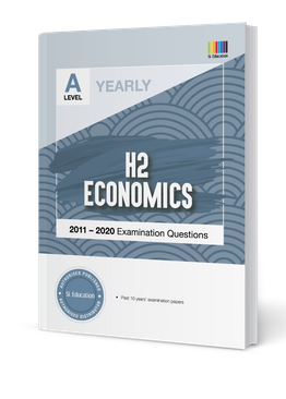 A Level H2 Economics (Yearly) Question Book 2011-2020